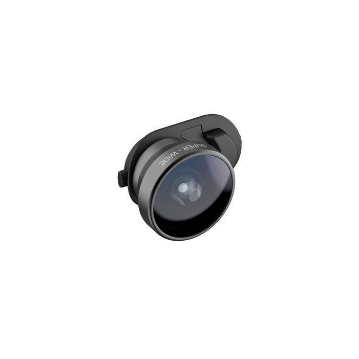 online store 5cc67 f872f Olloclip Super Wide Essential Lens for iPhone X, XS, XS Max, XR and ...