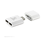 Scosche coverCHARGE dual USB wall charger adapter for smartphones and more