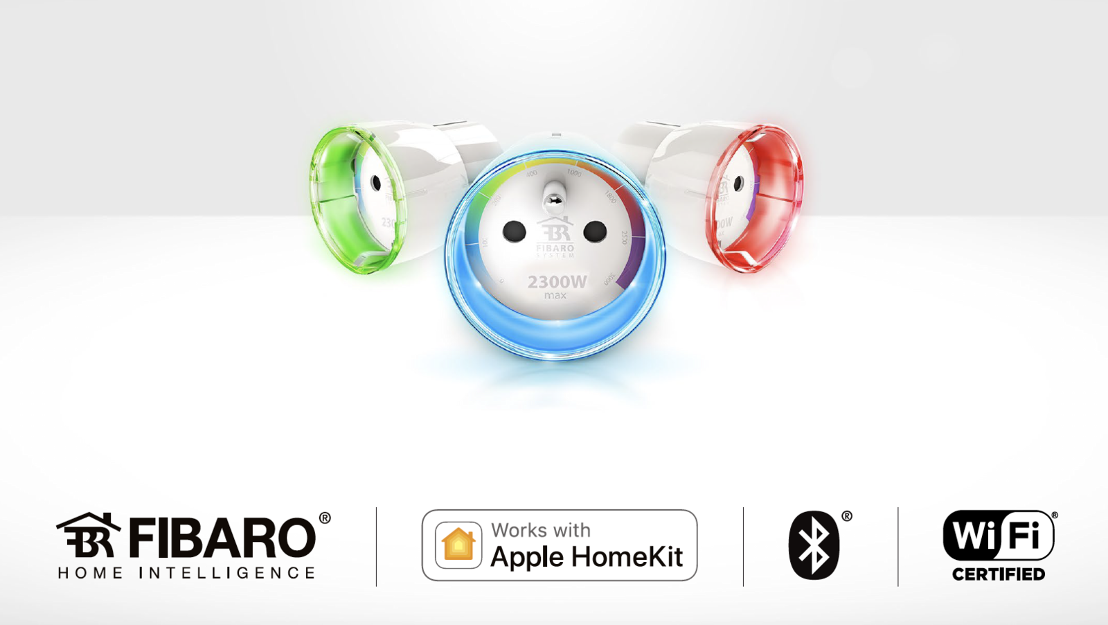 energy under control with the new wall plug from fibaro